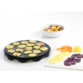 Lot de 2 Plateaux silicone Top chips diététiques Mastrad