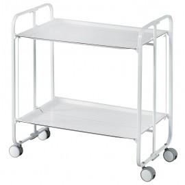 Table roulante pliable - Table roulante pliable ...